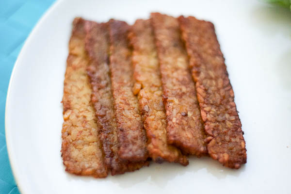 Tempeh Bacon Marinade | HappyGut.ca