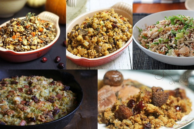 Turkey Stuffing Without Bread Recipes | happygut.ca