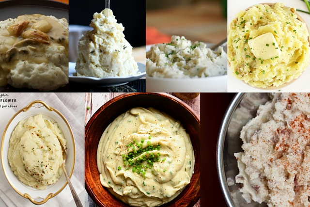 Basic Vegan Mashed Potatoes | happygut.ca