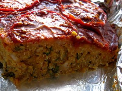 Vegan Lentil Loaf | glutenfreehope.blogspot.ca