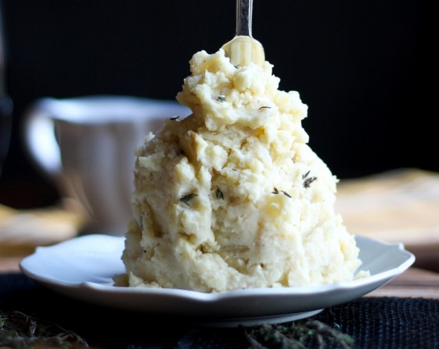 Vegan Mashed Potatoes | thevegan8.com