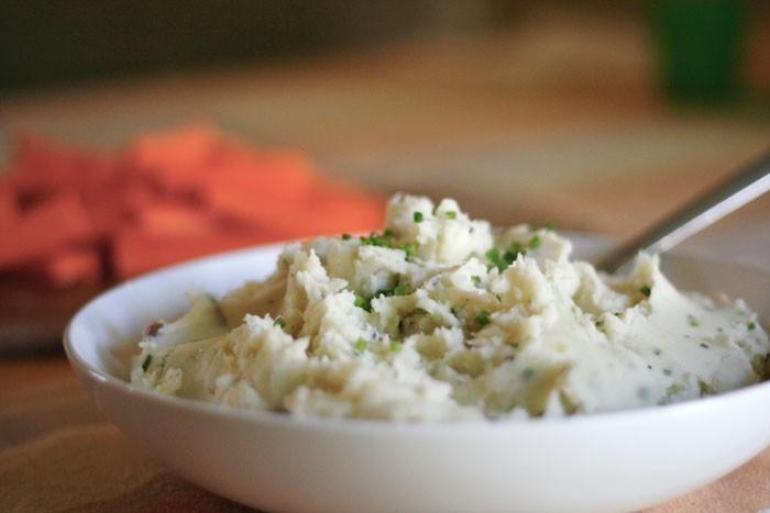 Vegan Mashed Potatoes | wellvegan.com