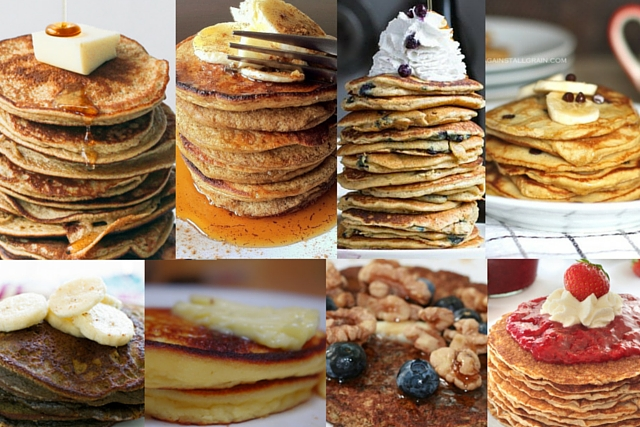 Grain Free Pancake Recipes | Happygut.ca