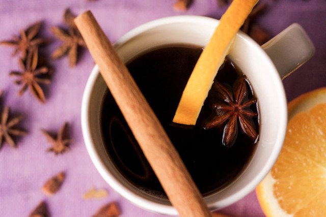Non Alcoholic Mulled Wine Recipe