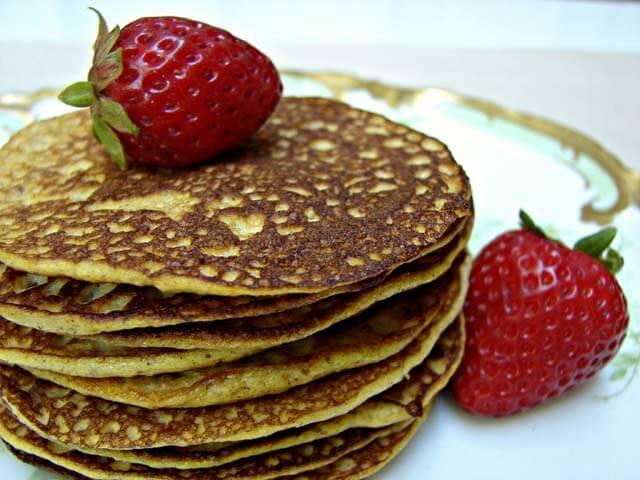Pumpkin Pancakes | wellnessmama.com