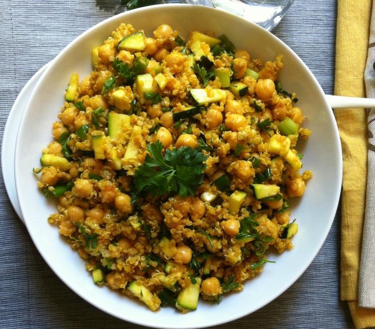 Quinoa Salad | A Cedar Spoon