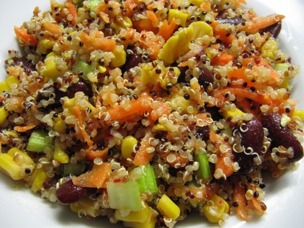 Quinoa Salad | Renee Clerkin