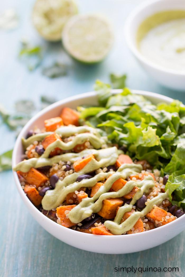 Quinoa Salad | Simply Quinoa