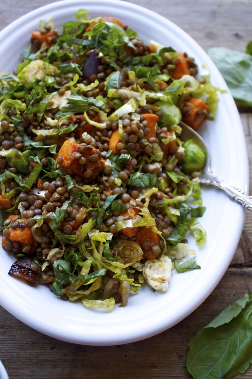 Vegan Winter Salads (with protein) | HappyGut