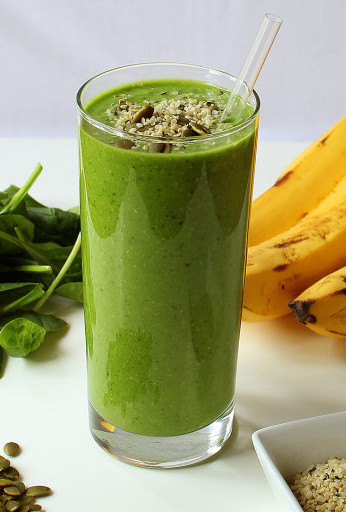 Green Smoothie | I Love Vegan