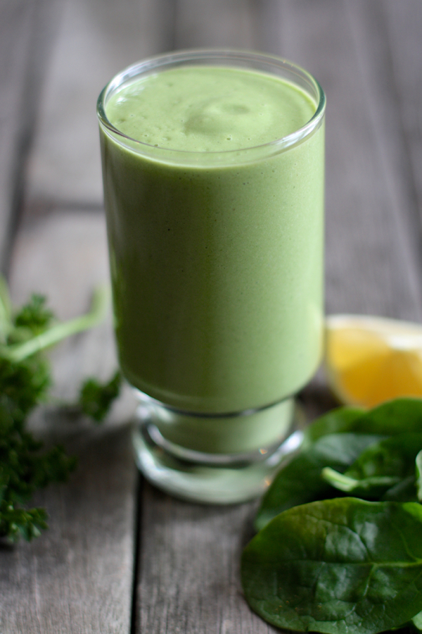 Green Smoothie | The Full Helping