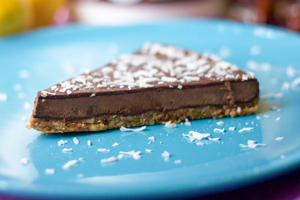 Vegan Chocolate Cheesecake Recipe